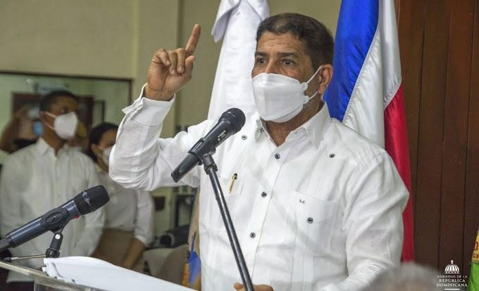 MINISTRO DE AGRICULTURA CALIFICA DE CRIMINAL ACCIÓN DE BOTAR ALIMENTOS EN MEDIO DE PANDEMIA
