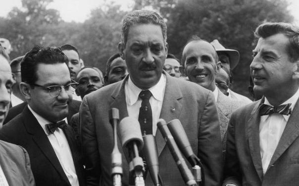 Thurgood Marshall Celebrate Brown vs. Board