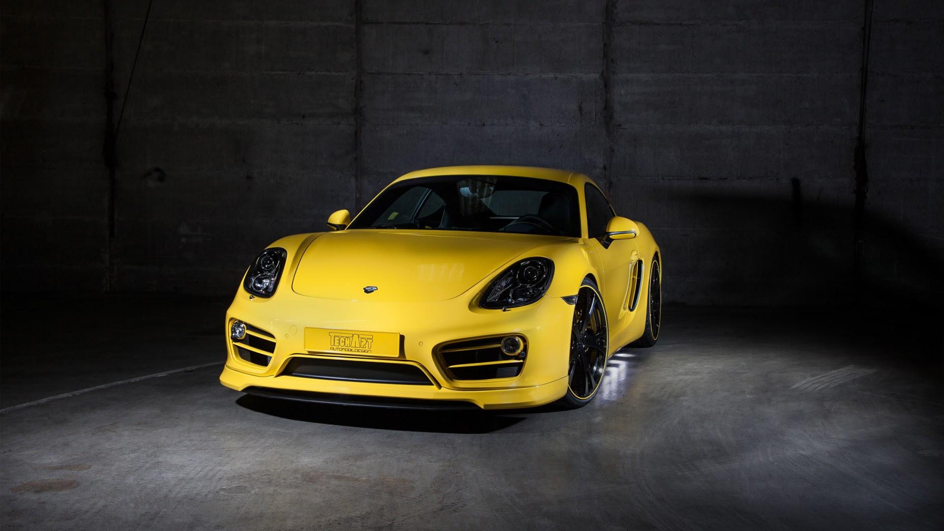 2016 TechArt Porsche Cayman Wallpaper   HD Car Wallpapers ...