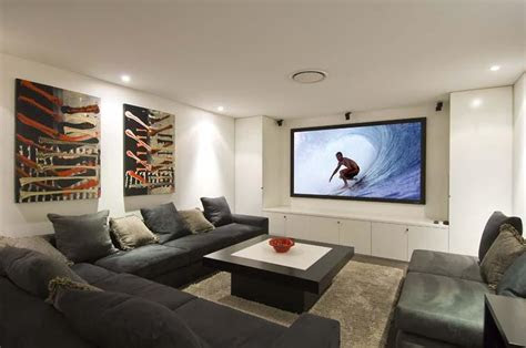 home theater room design photo  worthy home theatre room