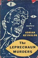 The Leprechaun Murders by Adrian Reynolds