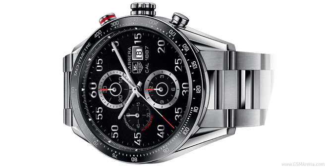 TAG Heuer smartwatch to launch in October/November at N308,000 ($1,400)