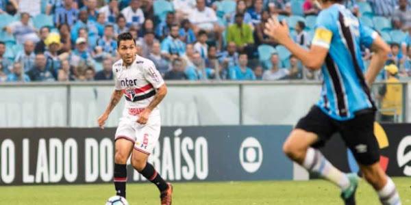 Grêmio x São Paulo  ... 41d5fecae46ad