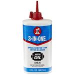 3-in-one 10145 Heavy Duty Motor Oil, 3 Oz