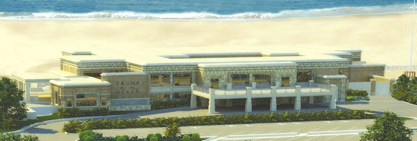 A rendering of the proposed restaurant and catering facility