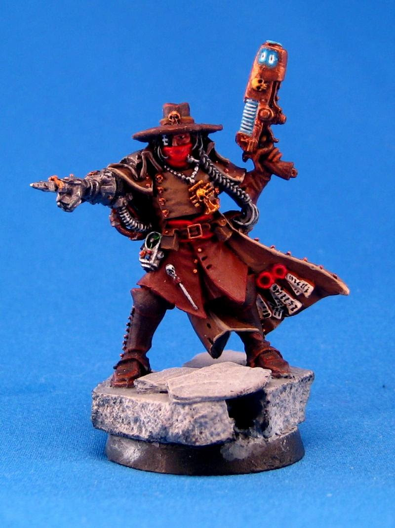 Gideon Lorr, Inquisition, Inquisitor, Ordo Hereticus, Warhammer 40,000, Witch Hunters