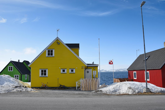 Why Greenland's capital is becoming the new Nordic city of culture