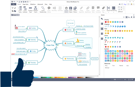 Edraw MindMaster - Free Mind Map Software for Mac, Windows and Linux