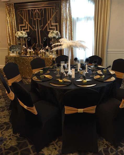 Great Gatsby Birthday Party Ideas in 2019   Gatsby