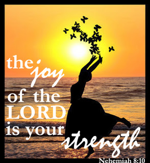 The joy of God in your life
