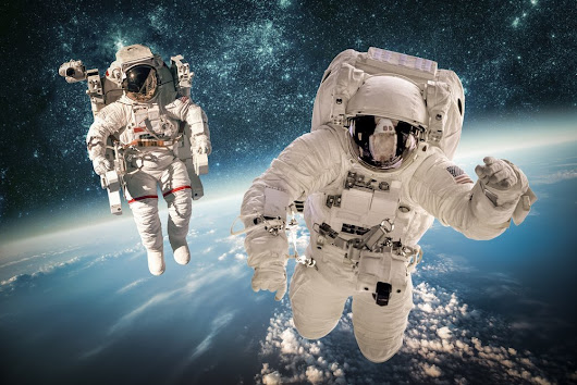 If There Is No Gravity In Space, Why Don't Things Bump Into Each Other?
