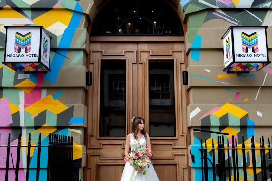 An unconventional wedding at The Brewhouse in London Fields