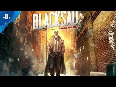 Blacksad: Under the Skin Review | Gameplay
