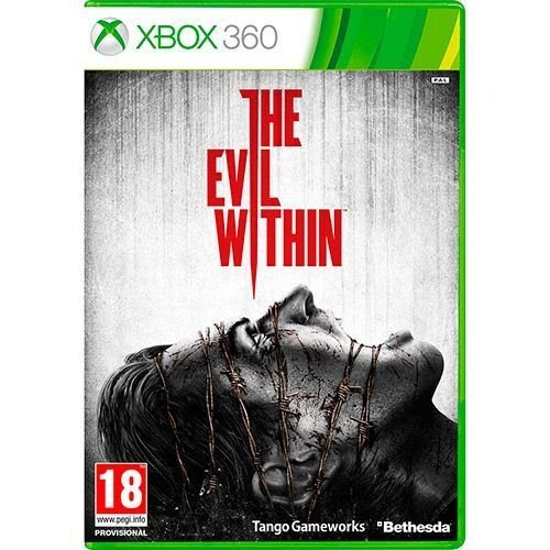 Game The Evil Within Edição Especial - DVD XBOX 360