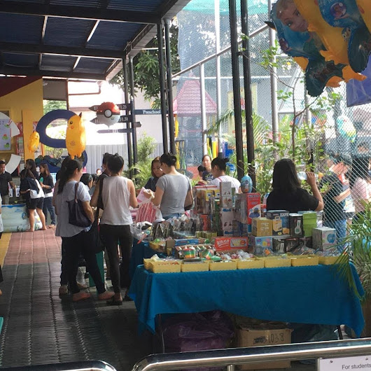 Craft Fair in Bangkok
