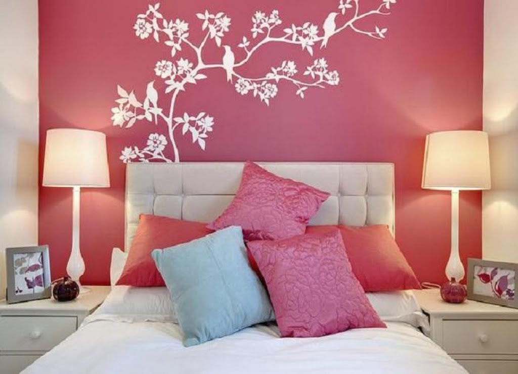 Bedroom Wall Painting Warm Design Melo In Tandem Co Along