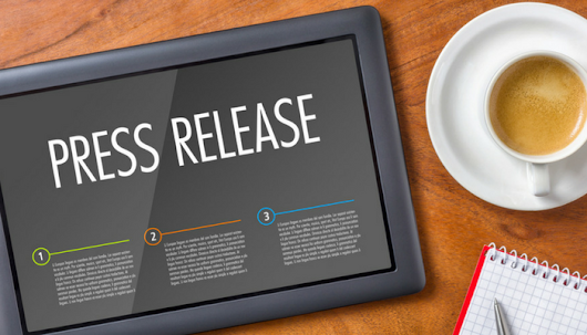 Customizable Press Release Template - Free Download