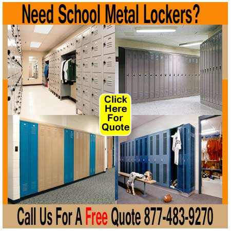 A Buyers Guide To School Metal Lockers - What To Look For | XPB Offers Lockers, Restroom Partitions, Sinks, Accessories & More - 877-483-9270