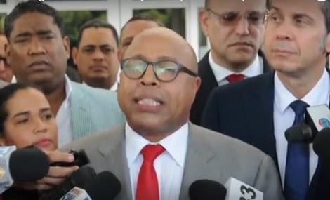 PRM se querellará contra trato violento Policía dispensó a diputados en PGR