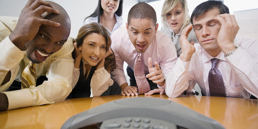 The 9 Annoying Things That Happen On Every Conference Call
