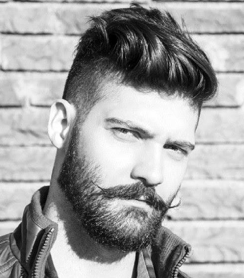 Kurz Rasiert Seiten Frisuren Für Männer Kunstopde