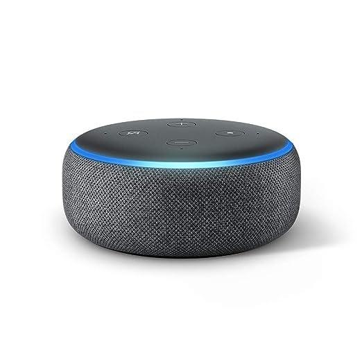 Echo Dot Amazon Geração 3 - Review da Caixa de Som Inteligente Smart Speaker da Amazon