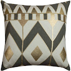 Rizzy Home Gatsby Geometric Decorative Pillow