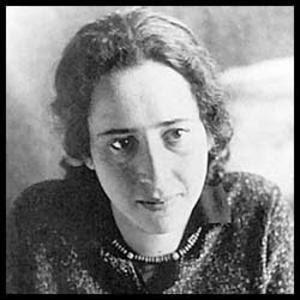Hannah Arendt História E Historicidade Biografia De Filósofos