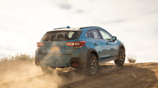2019 Subaru Crosstrek Hybrid Photo Gallery | Automobile Magazine
