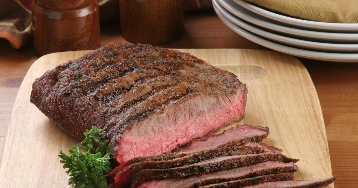 8 Oz Flank Steak Nutrition Nutritionwalls
