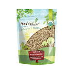 Organic Rolled Oats, 5 Pounds - by Food to Live