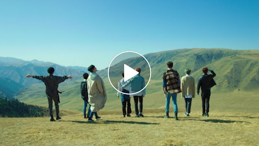 [V LIVE] IN2IT [Carpe Diem] MV TRAILER