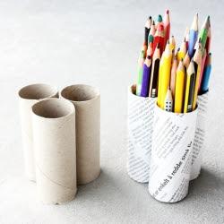 pencil holder | craftgawker