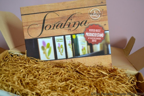 Product Review: Soralina Pasta & Vegetable Pastes