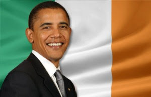 Obama's State visit to Ireland