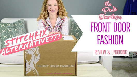Front Door Fashion Fall Box Review - The Pink Envelope