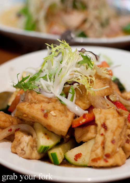 Paw Thai Restaurant Menu