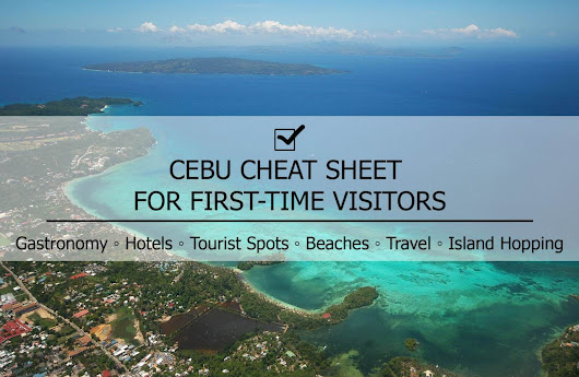 Cebu Cheat Sheet for First-Time Visitors - Cebu Wanderlust