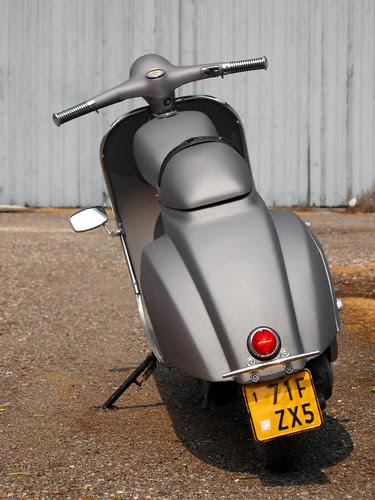 Custom 1966 vespa