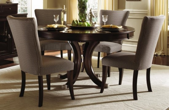 50 Round Dining Table Design Ideas | Ultimate Home Ideas
