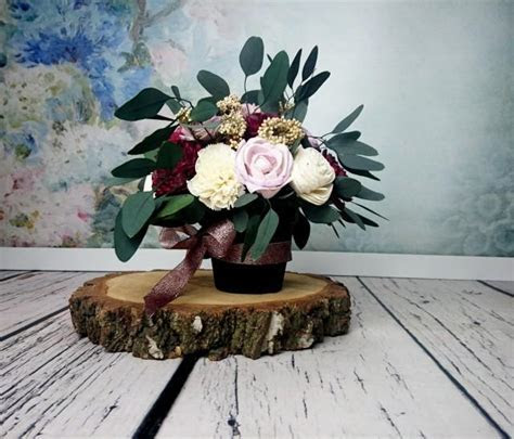 Wedding Floral Arrangement Table Centerpiece Sola Flowers