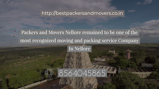 Which are the best packers and movers Nellore, Andhra Pradesh?