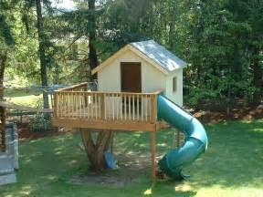 backyard playhouse ideas kids  love trendsuscom