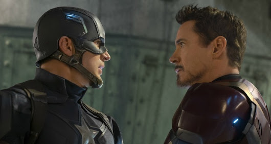 """But I thought we were friends?"" – why 'Captain America: Civil War' is like a high school drama. - And The Plot Thickens"