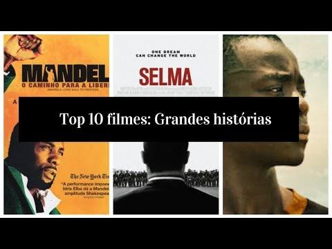Top 10 filmes de grandes histórias