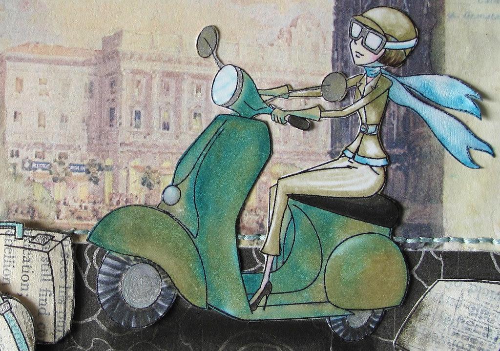 MFTeaser Joy Ride vroom vroom mel stampz