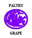 Paltry Grape