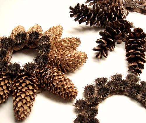 nature wreathes