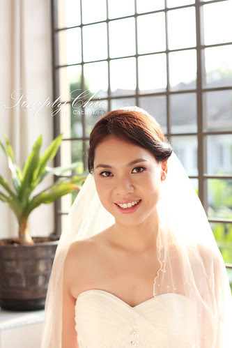 Cindy Chan ~ Wedding Day