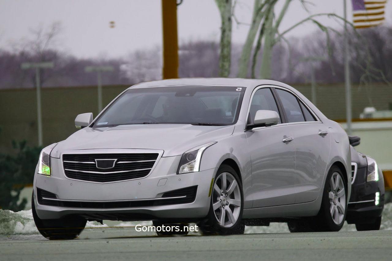 2015 Cadillac ATS Sedan: Photos, Reviews, News, Specs, Buy car